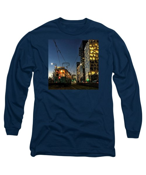 Oslo By Night  Long Sleeve T-Shirt