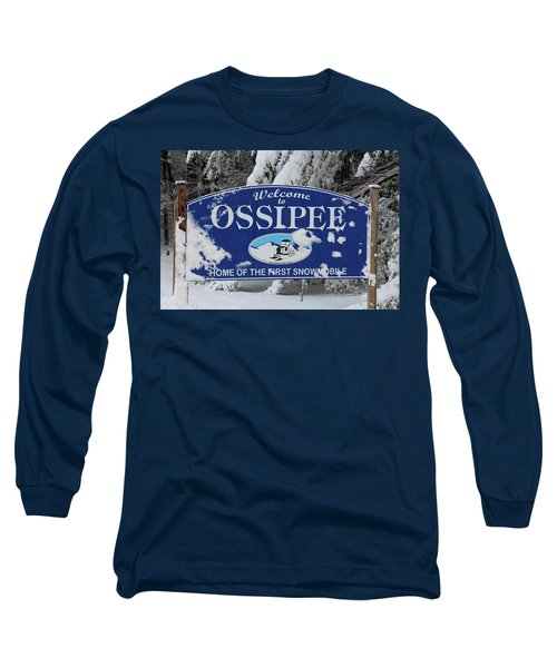 Ossipee Nh Long Sleeve T-Shirt