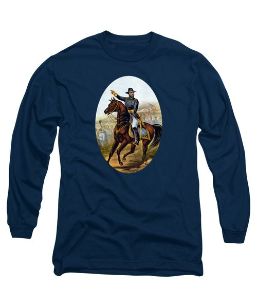 Our Old Commander - General Grant Long Sleeve T-Shirt