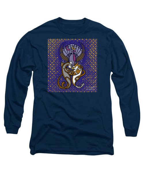 Owl And Pussycat Married Long Sleeve T-Shirt