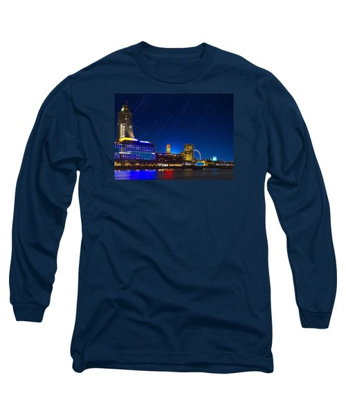 Oxo Tower Star Trails Long Sleeve T-Shirt