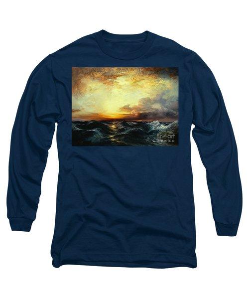 Pacific Sunset Long Sleeve T-Shirt