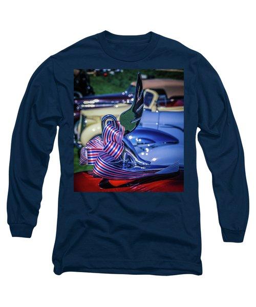 Packard Swan Long Sleeve T-Shirt