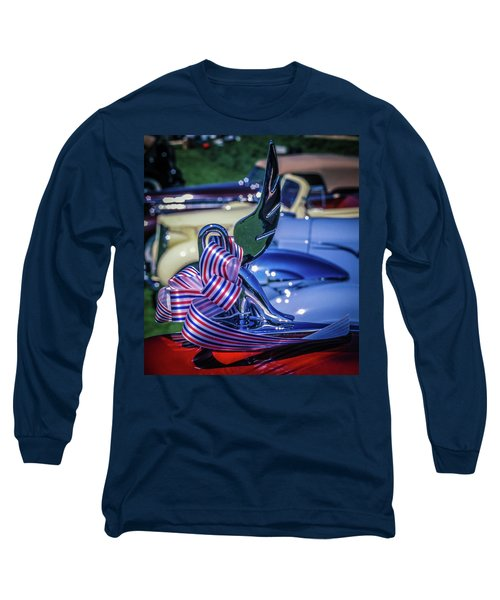 Packard Swan Long Sleeve T-Shirt