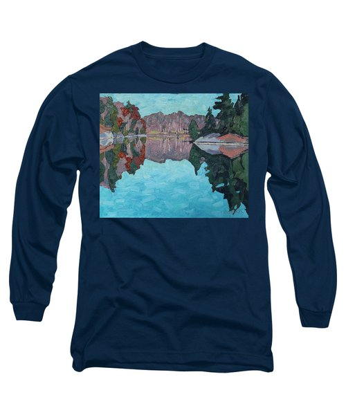 Paddling Home Long Sleeve T-Shirt