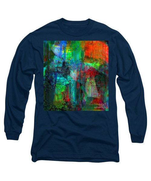 Pain Is Universal Long Sleeve T-Shirt