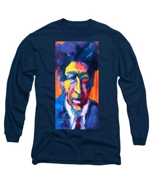 Painter Or Poet? Long Sleeve T-Shirt