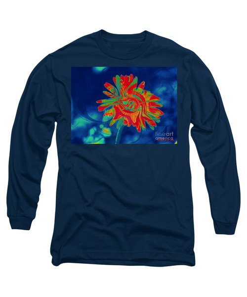 Paisley Gerber Long Sleeve T-Shirt