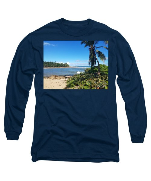 Palm Cove Long Sleeve T-Shirt