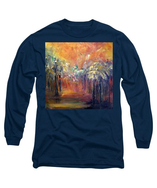 Palm Passage Long Sleeve T-Shirt