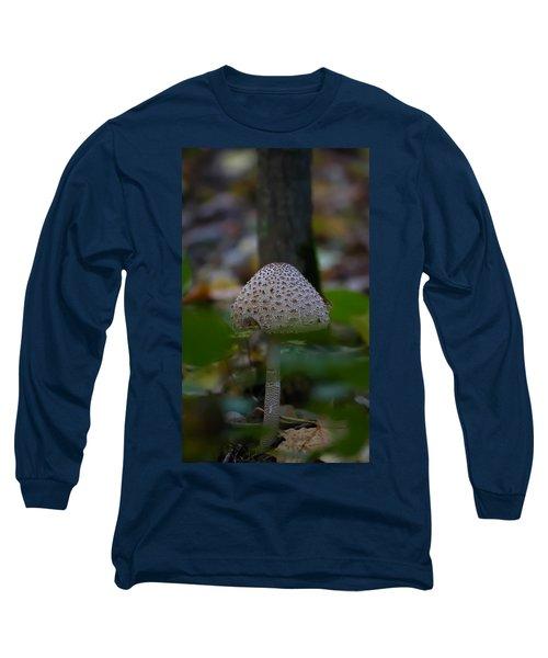 Parasol Mushroom 3  Long Sleeve T-Shirt
