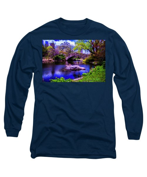 Park Bridge Long Sleeve T-Shirt