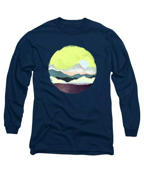 Pastel Afternoon Long Sleeve T-Shirt