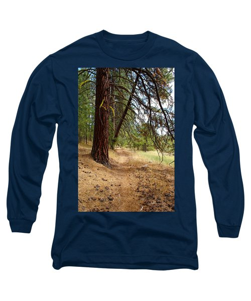 Path To Enlightenment 2 Long Sleeve T-Shirt