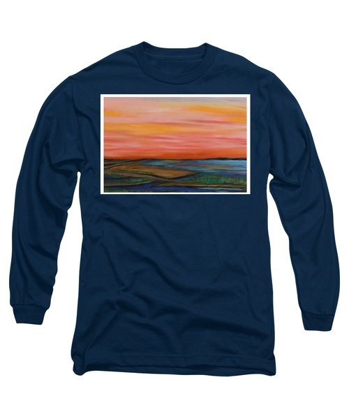 Path To Peace Long Sleeve T-Shirt