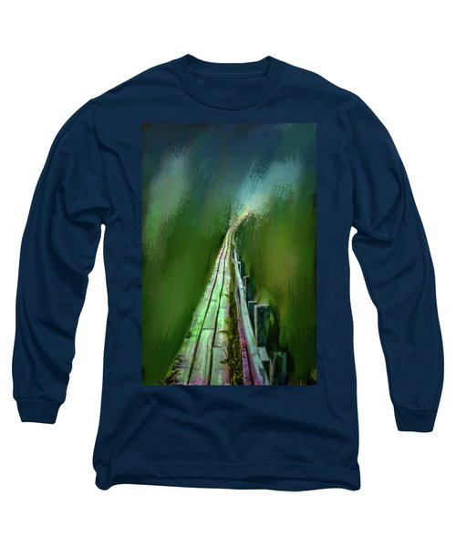 Path To The Unknown #h5 Long Sleeve T-Shirt