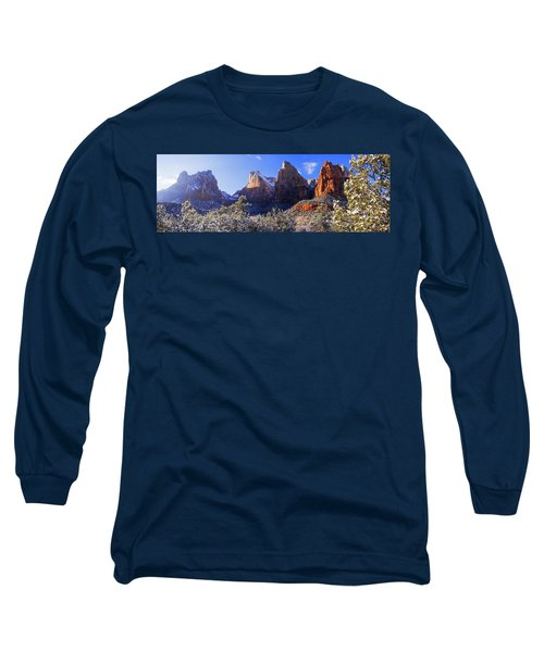 Long Sleeve T-Shirt featuring the photograph Patriarchs by Chad Dutson