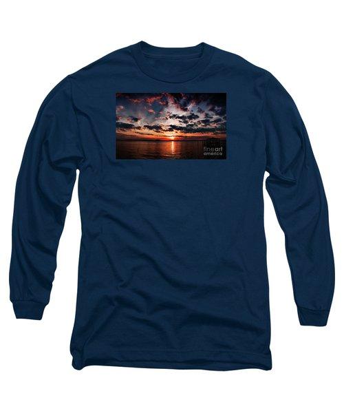 Peace Along The River Long Sleeve T-Shirt