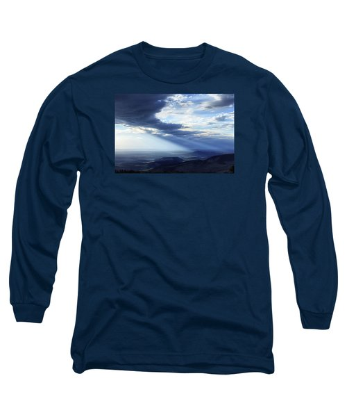 Peace In The Valley Long Sleeve T-Shirt by Rick Furmanek