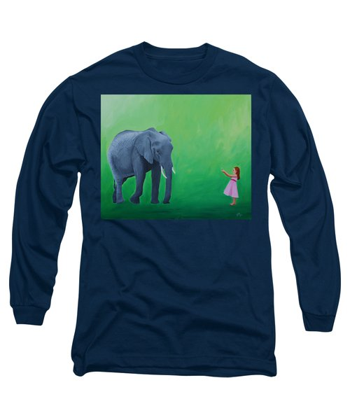 Peace Offering Long Sleeve T-Shirt