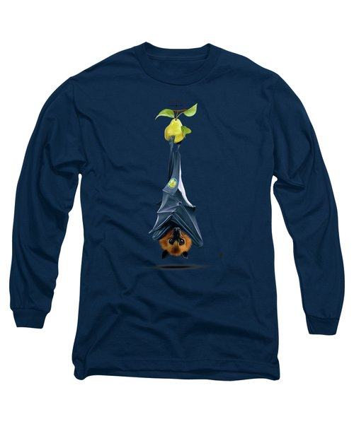Peared Wordless Long Sleeve T-Shirt by Rob Snow
