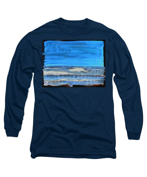 Peau De Mer Long Sleeve T-Shirt
