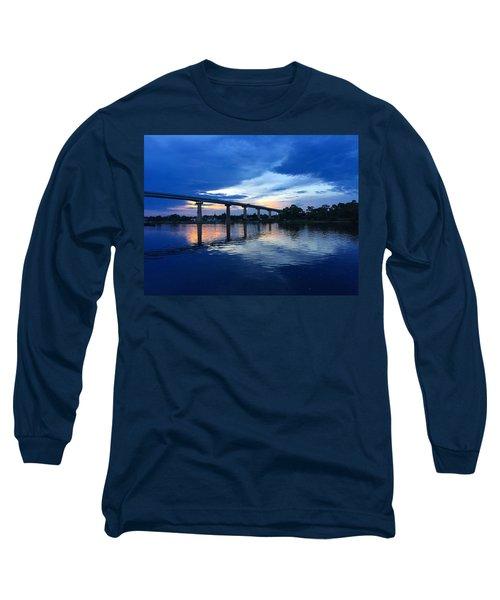 Perdido Key Bridge Long Sleeve T-Shirt