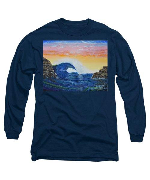 Perfect Curl Long Sleeve T-Shirt