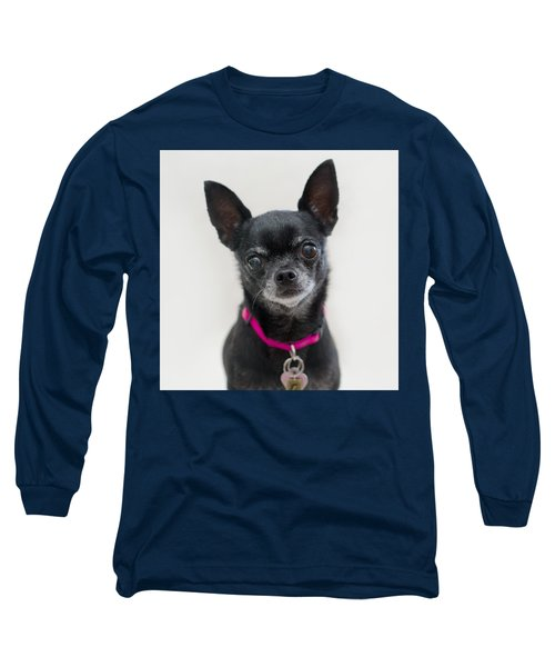 Perlita 2 Square Long Sleeve T-Shirt