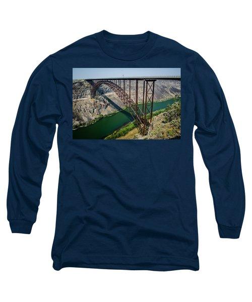 Perrine Bridge Long Sleeve T-Shirt
