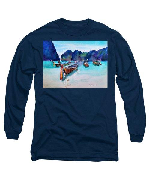 Phi Phi Island Long Sleeve T-Shirt
