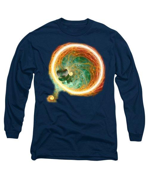 Philosophy Of Perception Long Sleeve T-Shirt