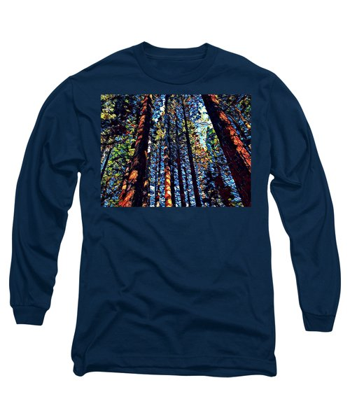 Phil's Trees Long Sleeve T-Shirt