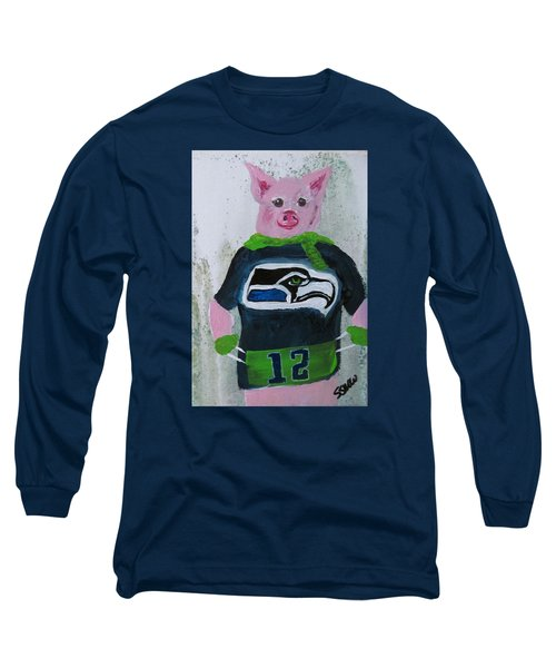 Piglets Day Out Long Sleeve T-Shirt