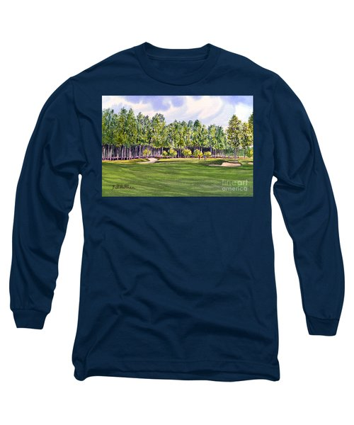 Pinehurst Golf Course 17th Hole Long Sleeve T-Shirt