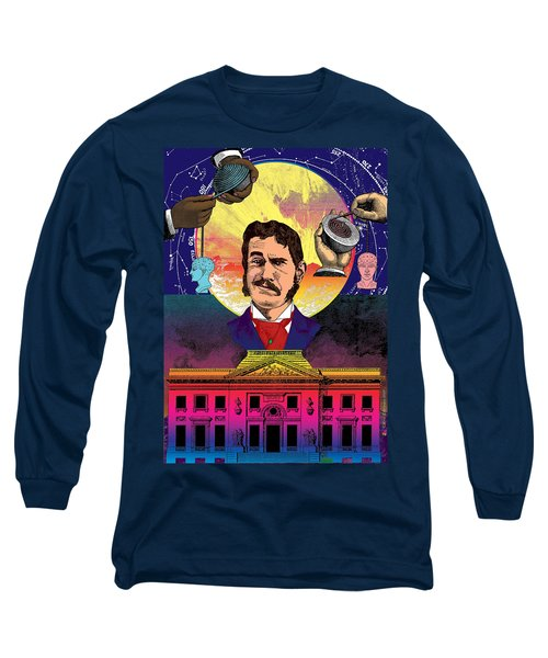 Planetary Assembly Long Sleeve T-Shirt