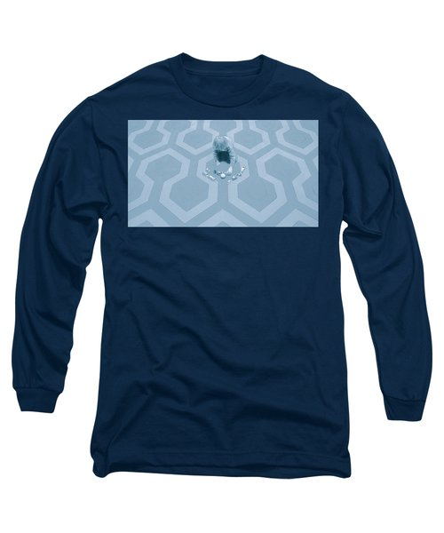 Playing In The Overlook Long Sleeve T-Shirt by Kurt Ramschissel