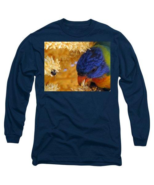 Plenty Long Sleeve T-Shirt by Linda Hollis