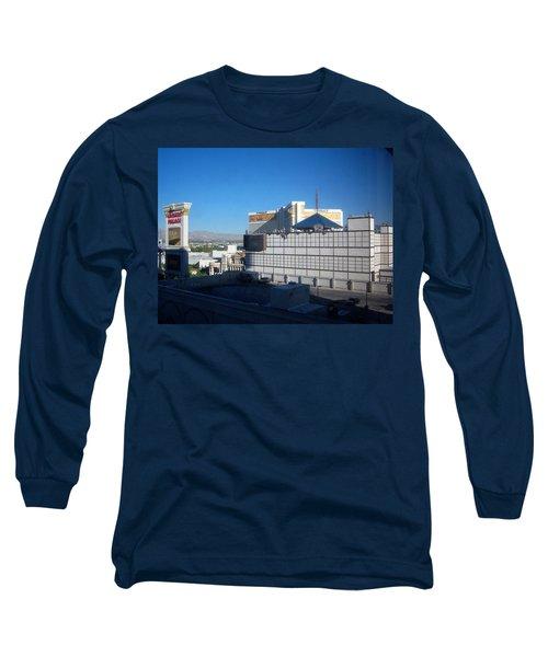 Poker Anyone? Long Sleeve T-Shirt