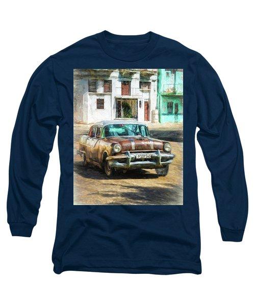 Pontiac Havana Long Sleeve T-Shirt