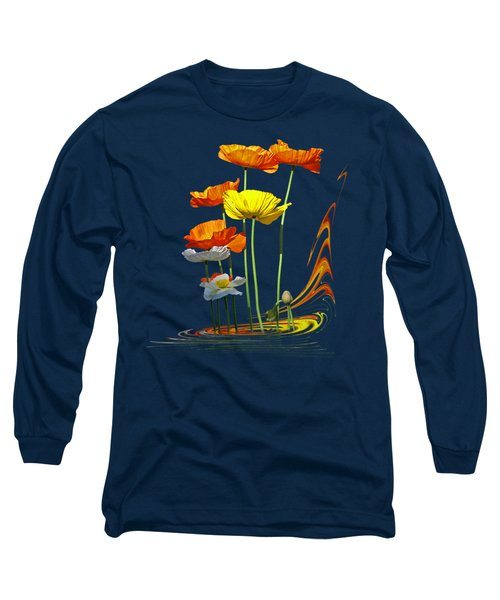 Poppy Pirouette Long Sleeve T-Shirt
