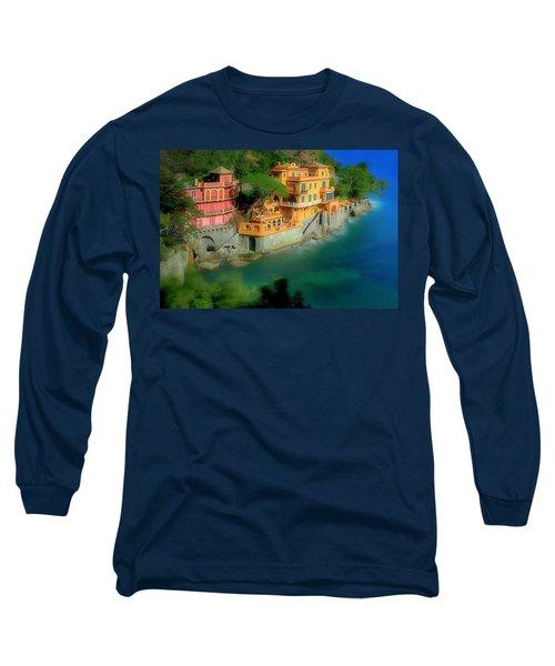 Portofino Park Bay Long Sleeve T-Shirt