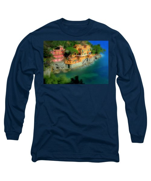 Portofino Park Bay Long Sleeve T-Shirt