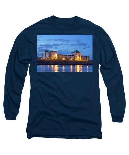 Portsmouth Naval Prison Long Sleeve T-Shirt