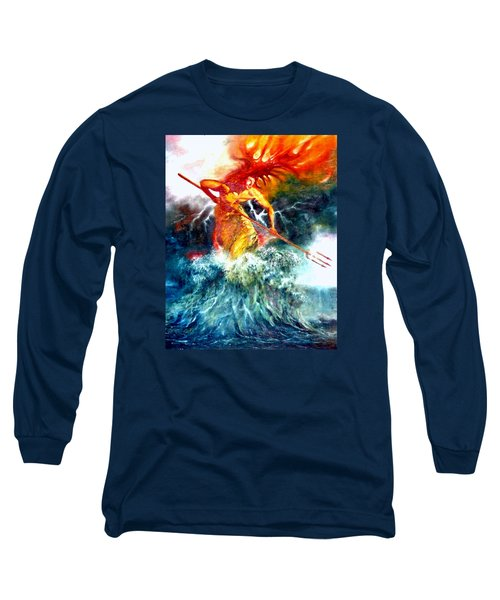 Poseidon Long Sleeve T-Shirt