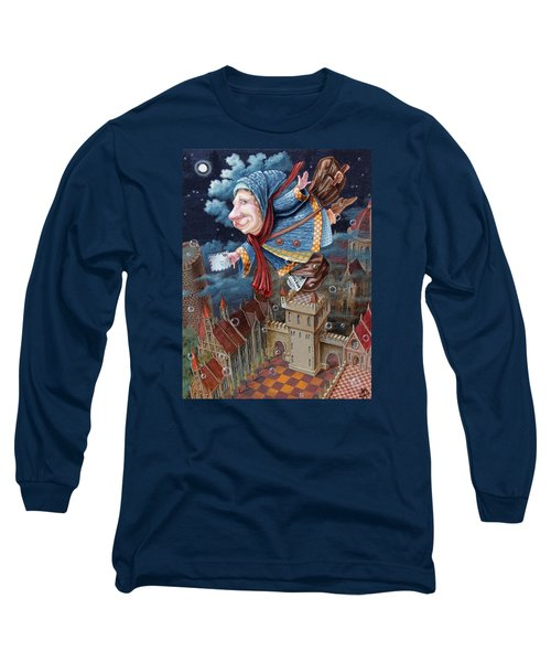 Postwoman Long Sleeve T-Shirt