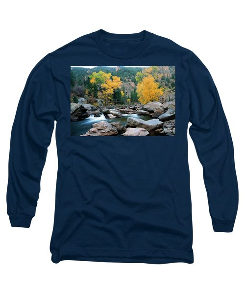 Poudre Gold Long Sleeve T-Shirt