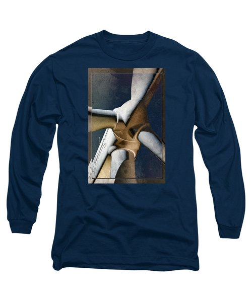 Long Sleeve T-Shirt featuring the photograph Power 3 by WB Johnston