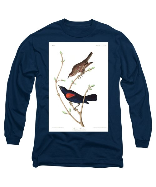 Prairie Starling Long Sleeve T-Shirt