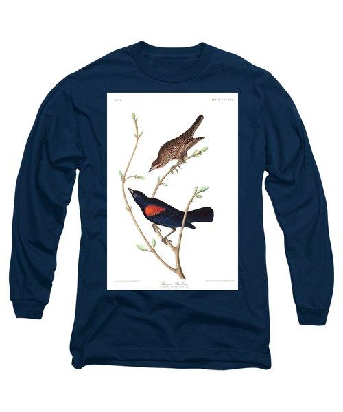 Prairie Starling Long Sleeve T-Shirt